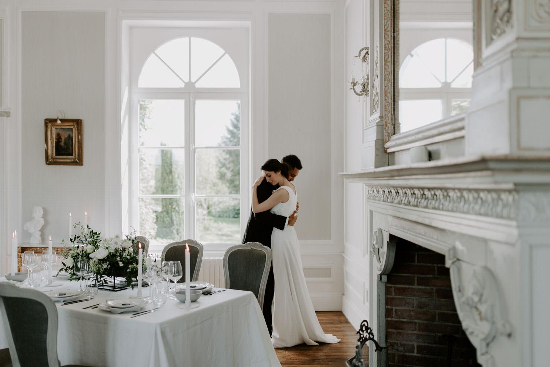 photo de mariage maries amour tendresse vendee
