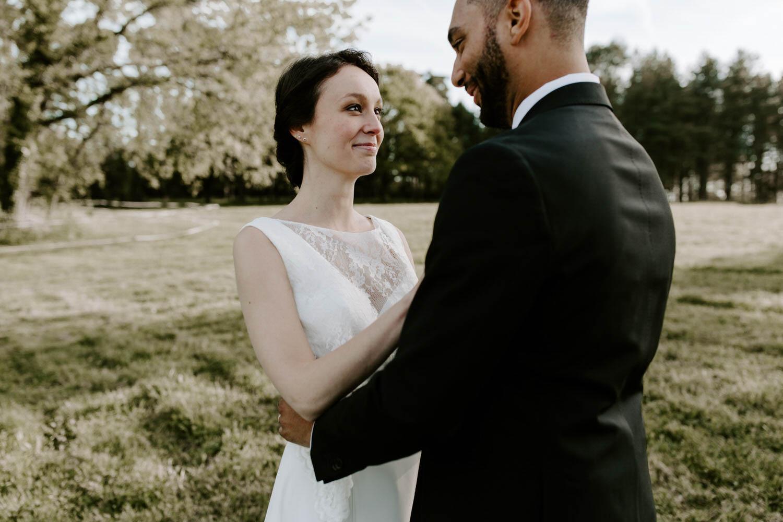 photo de mariage danse maries vendee