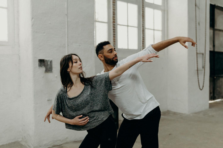 shooting mariage danse vendee contemporain