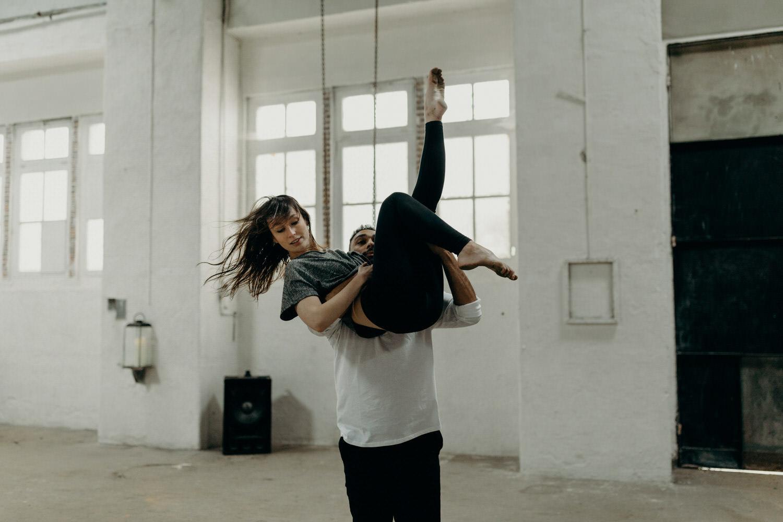 shooting inspiration danse et mariage vendee danse contemporaine