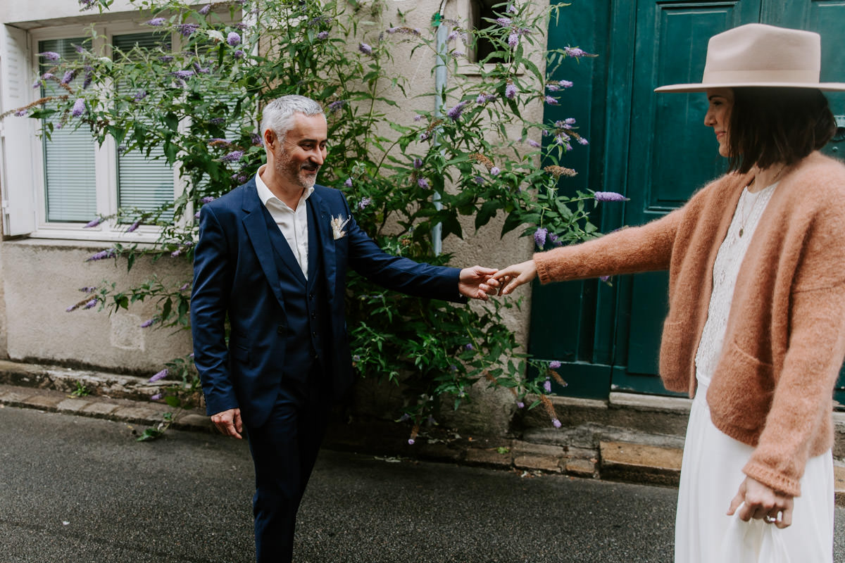 mariage nantes le croisic plage