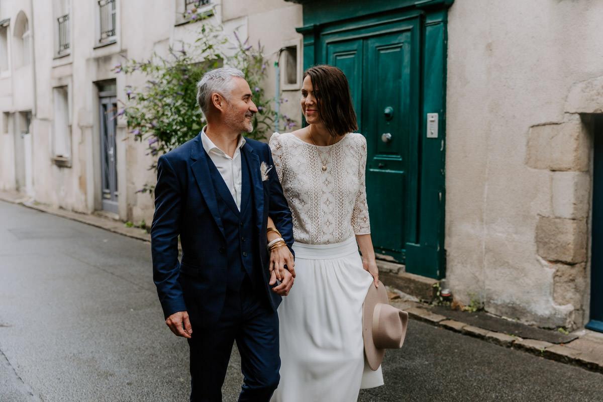 maries costume robe blanche dentelle le croisic