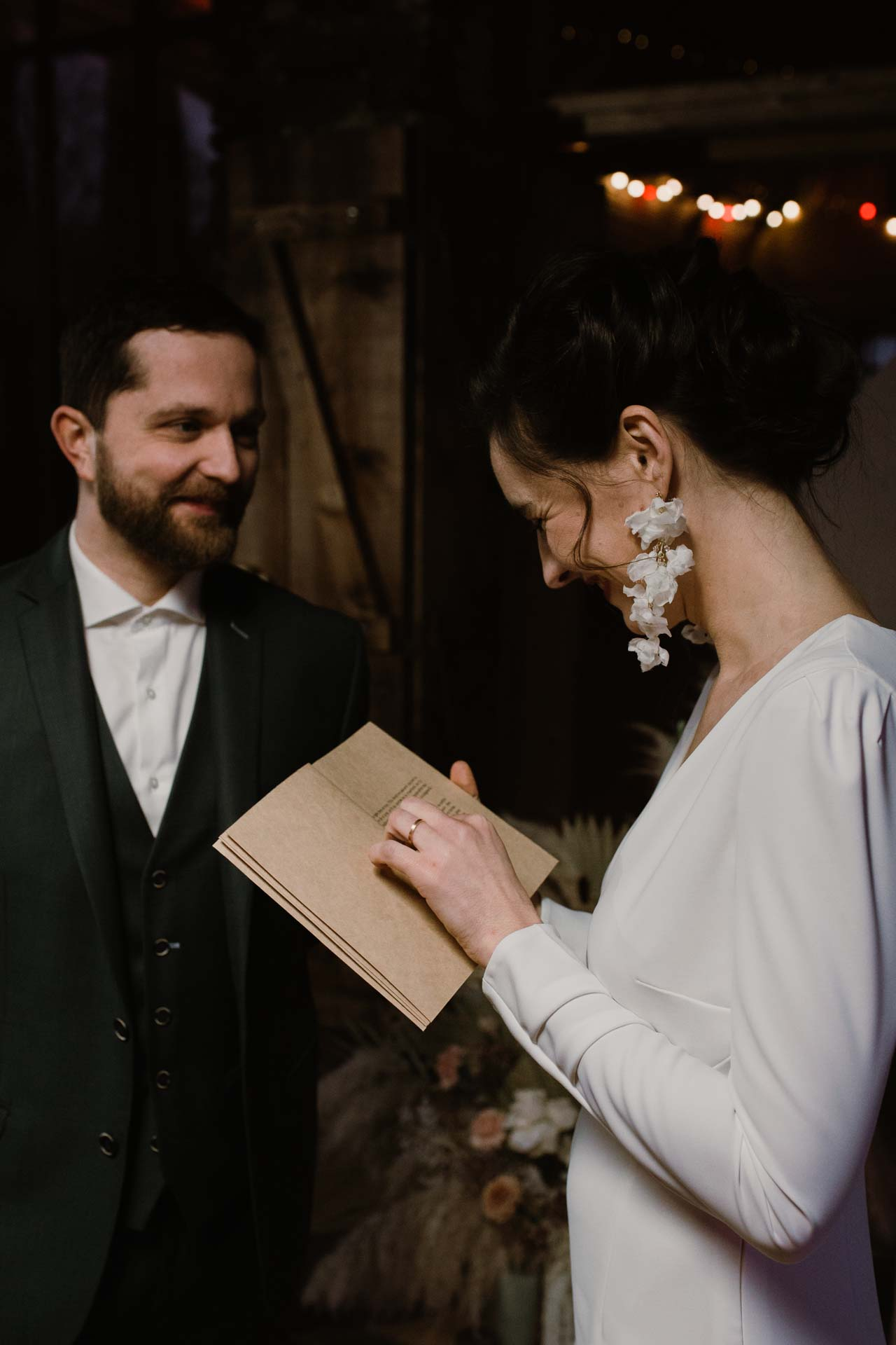 mariage simple poetique voeux de mariage