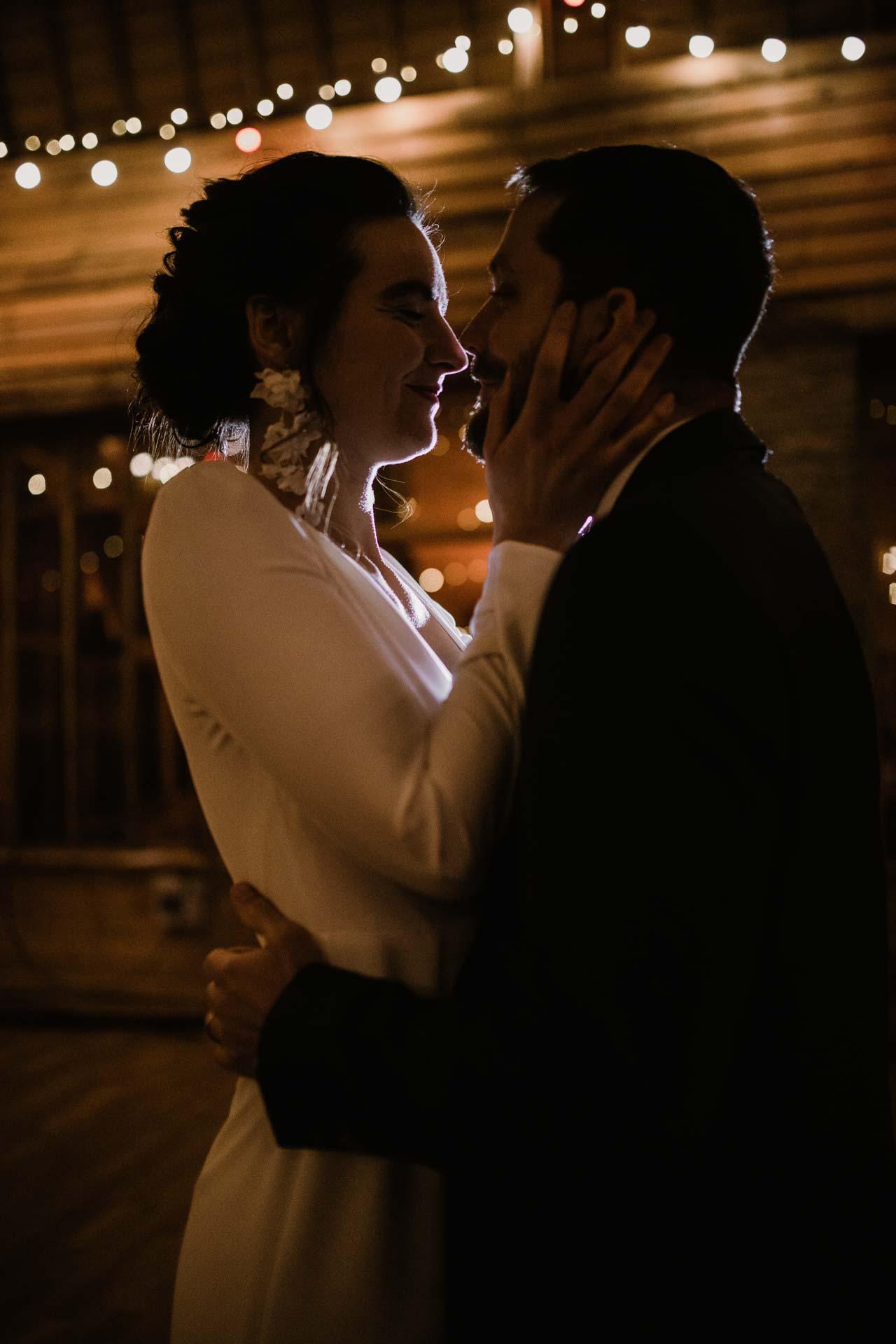 mariage morbihan hivernal amour maries