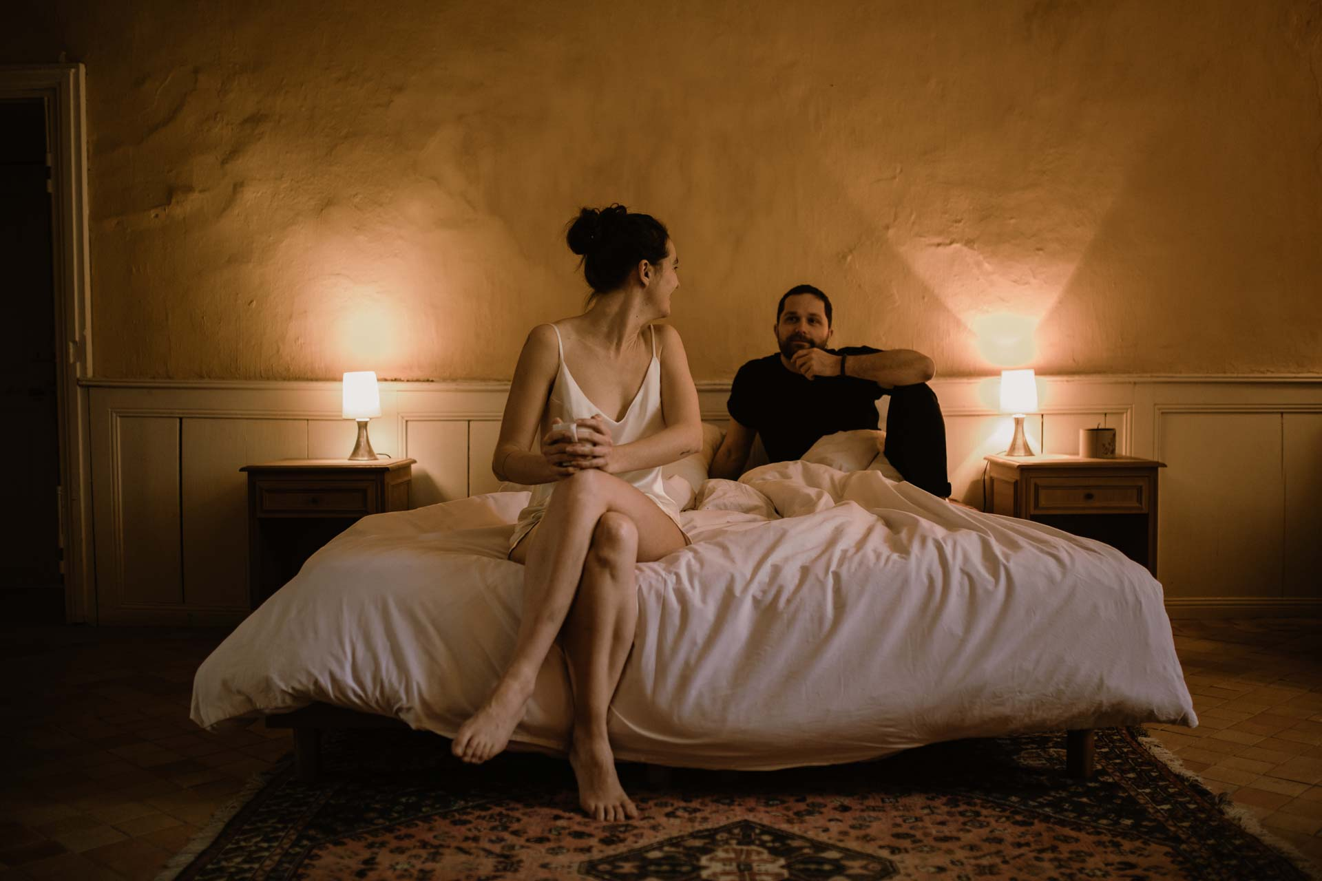 mariage hivernal simple poetique preparation