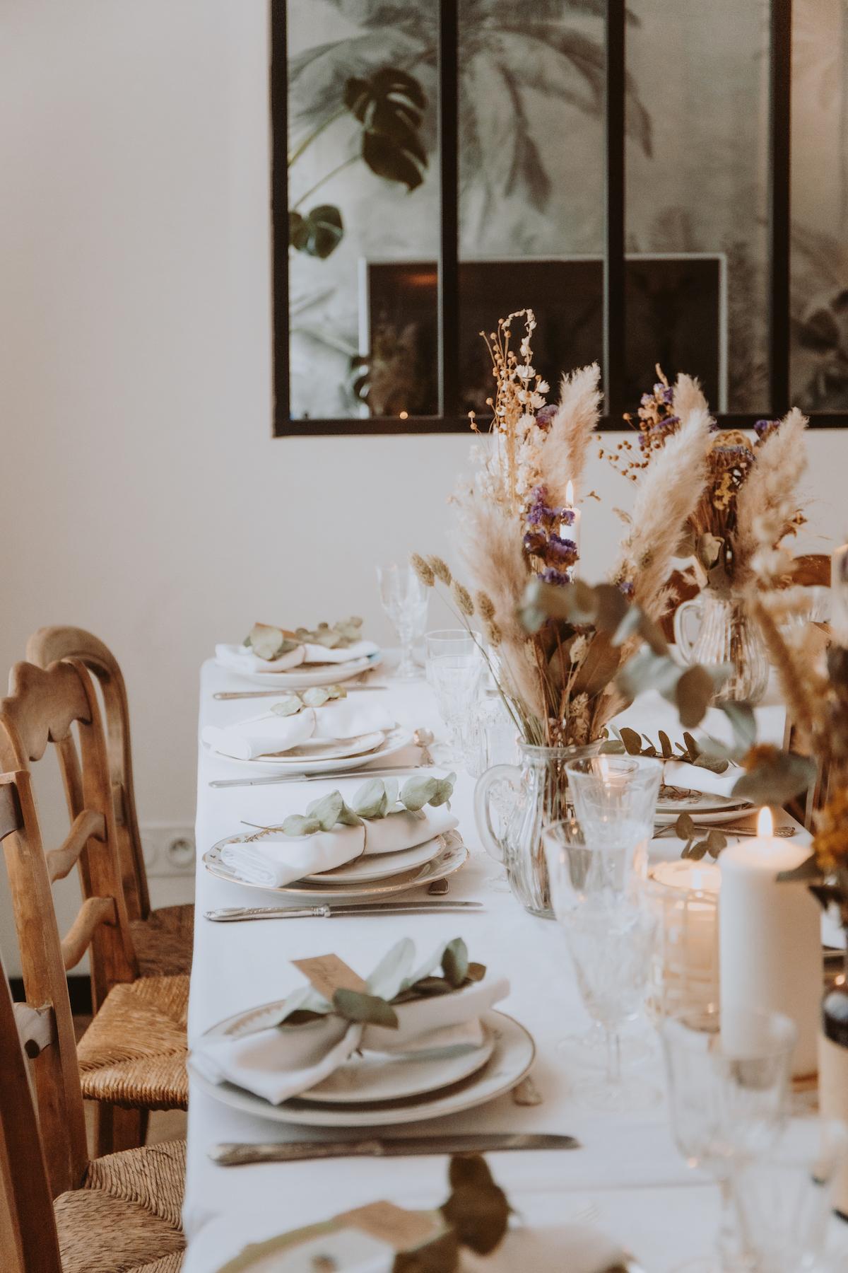 mariage nantes boheme tables des invites