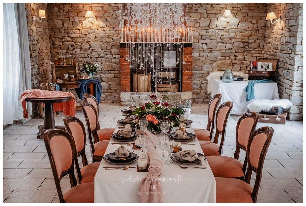 lieu réception mariage rennes nantes chateaubriand