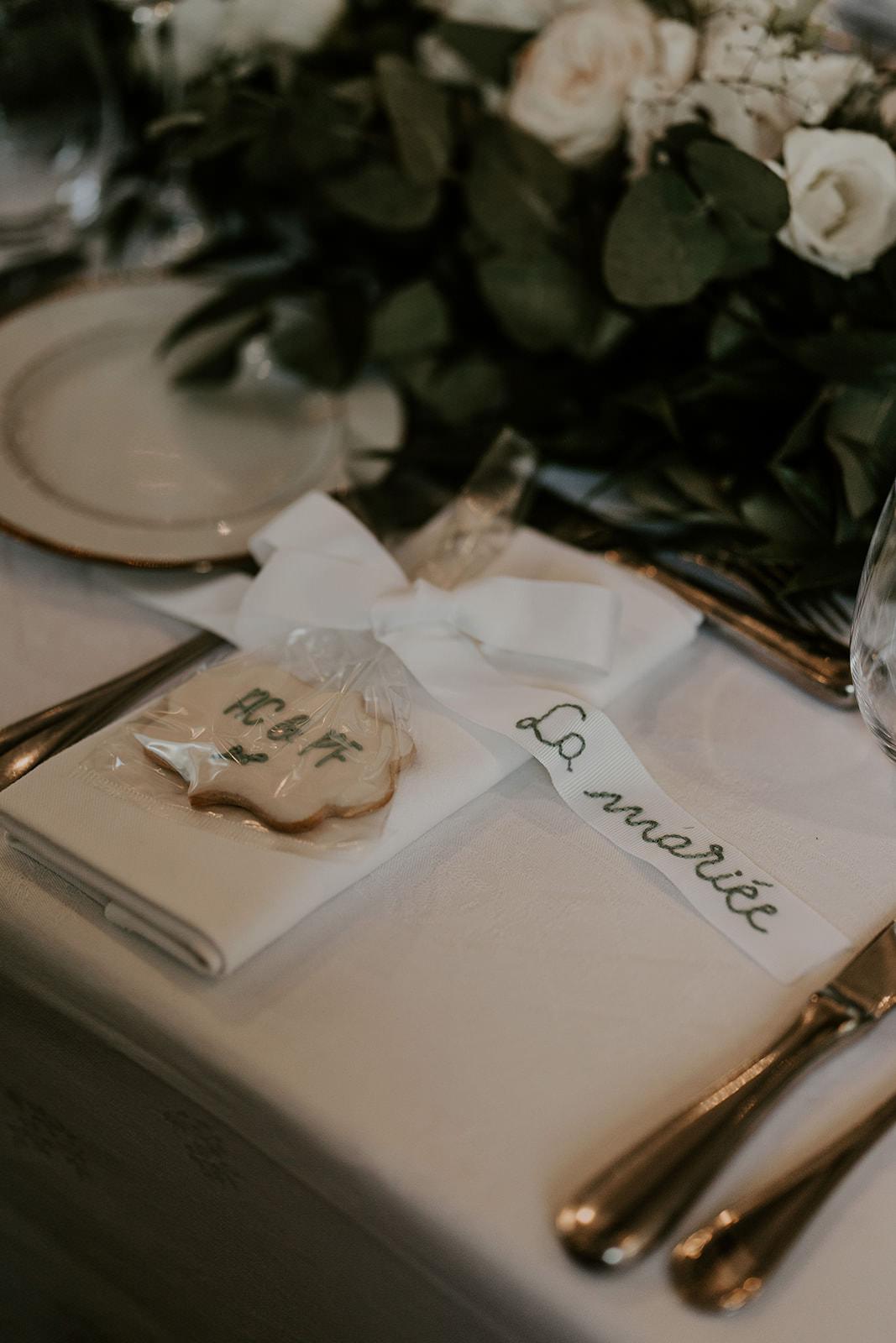 cadeau d'invites mariage
