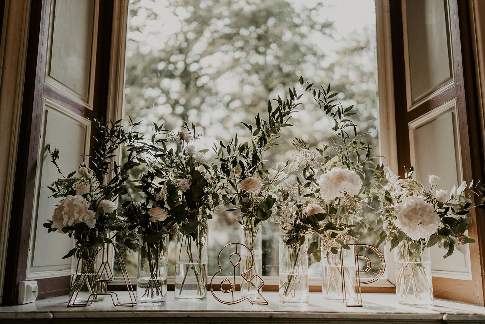 decoration florale mariage bouquets