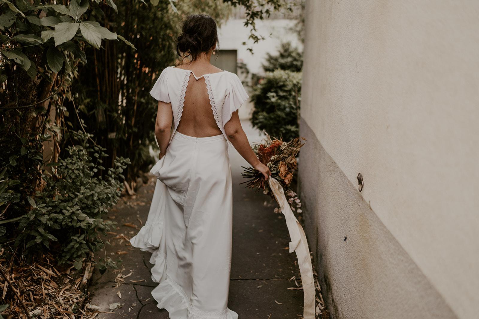 robe de mariee blanche espagnole mariage espagnol