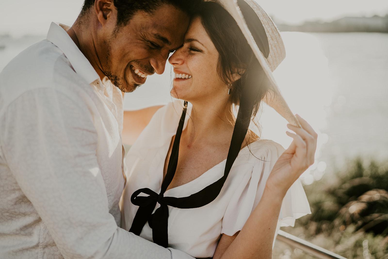 mariage inspiration flamenco photo maries