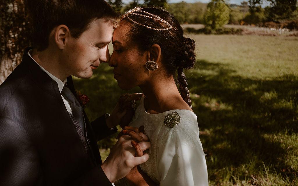 photo de mariage amour complicite cultures