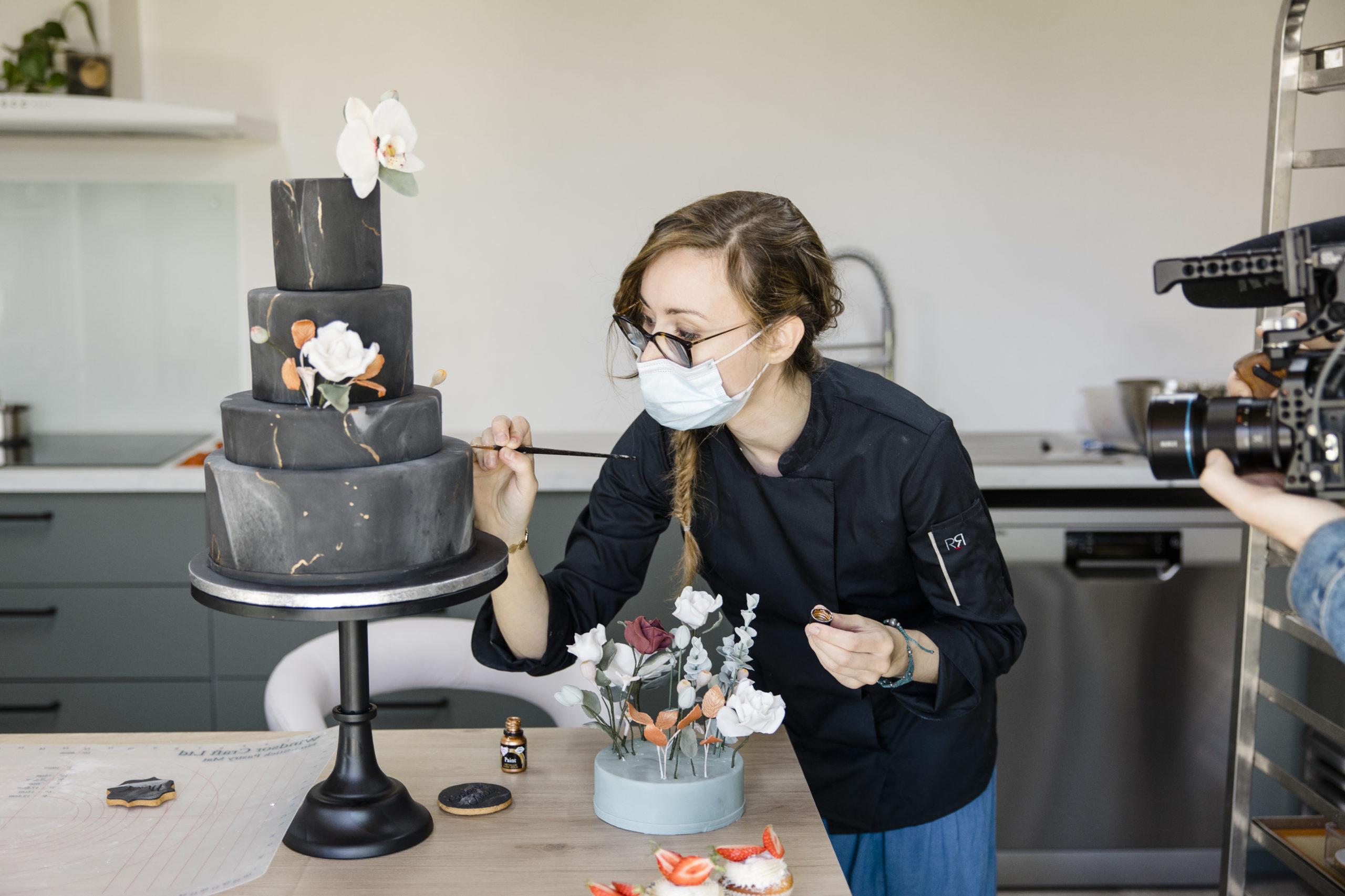 cake designer gateau mariage wedding cake nantes angers Bretagne vendee