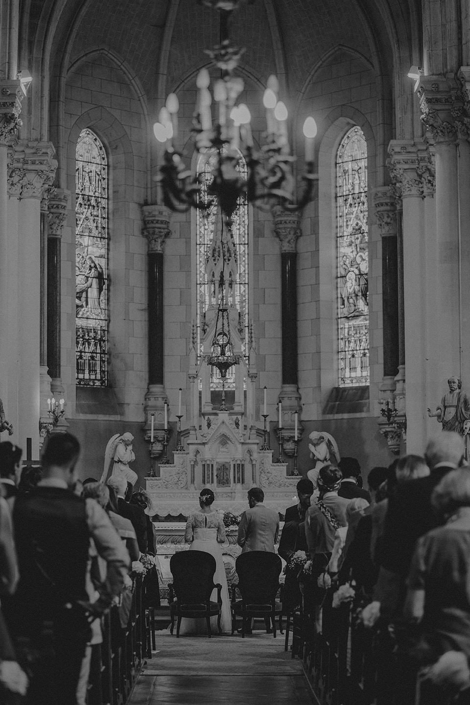 ceremonie religieuse mariage champetre chic