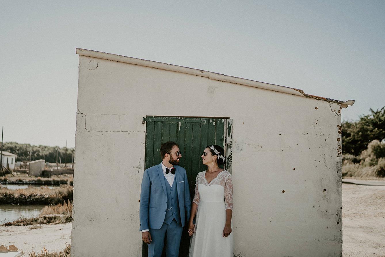 mariage plage talmont saint hilaire vendee