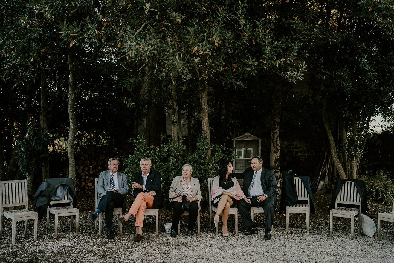 mariage champetre chic maison familiale