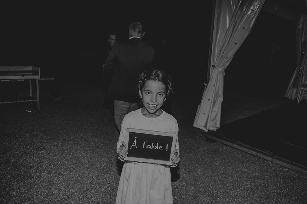 invites enfant mariage maison familiale vendee