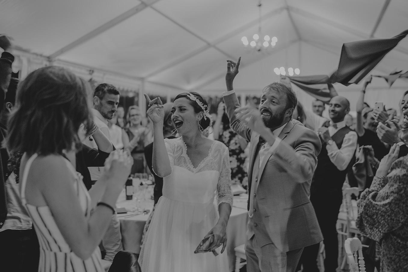 festivites mariage maison familiale