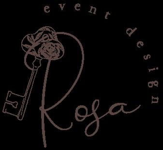 logo Rosa Event Design