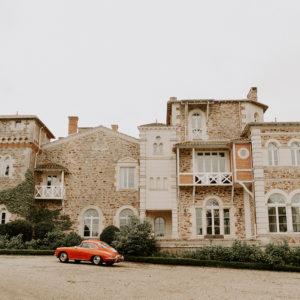 Mariage bohème chic au Domaine de l'établière en Vendée.