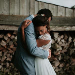 mariage champêtre domaine du thiemay Fay de bretagne nantes